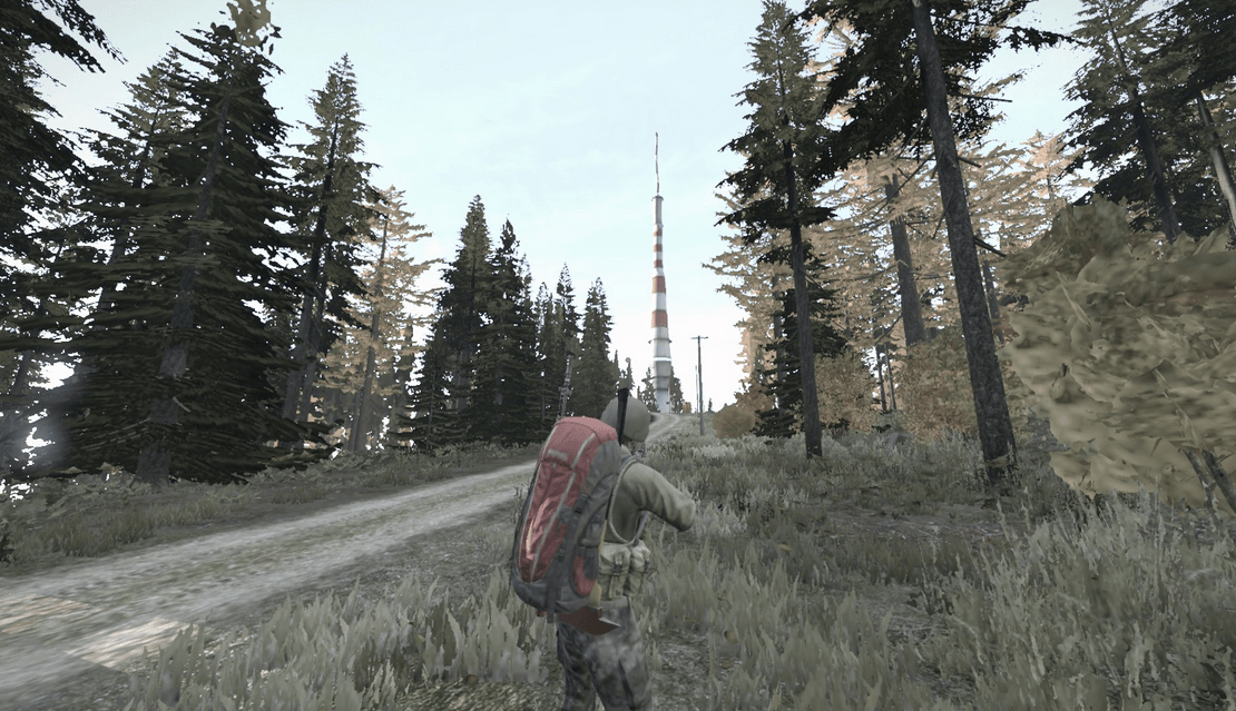 DayZ Green Mountain