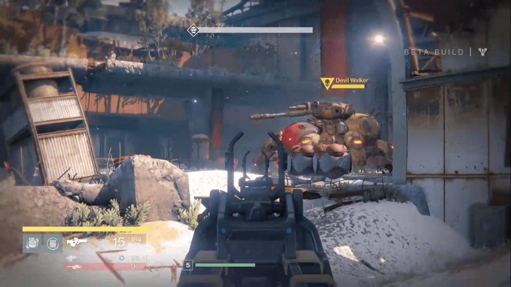 Destiny Strike