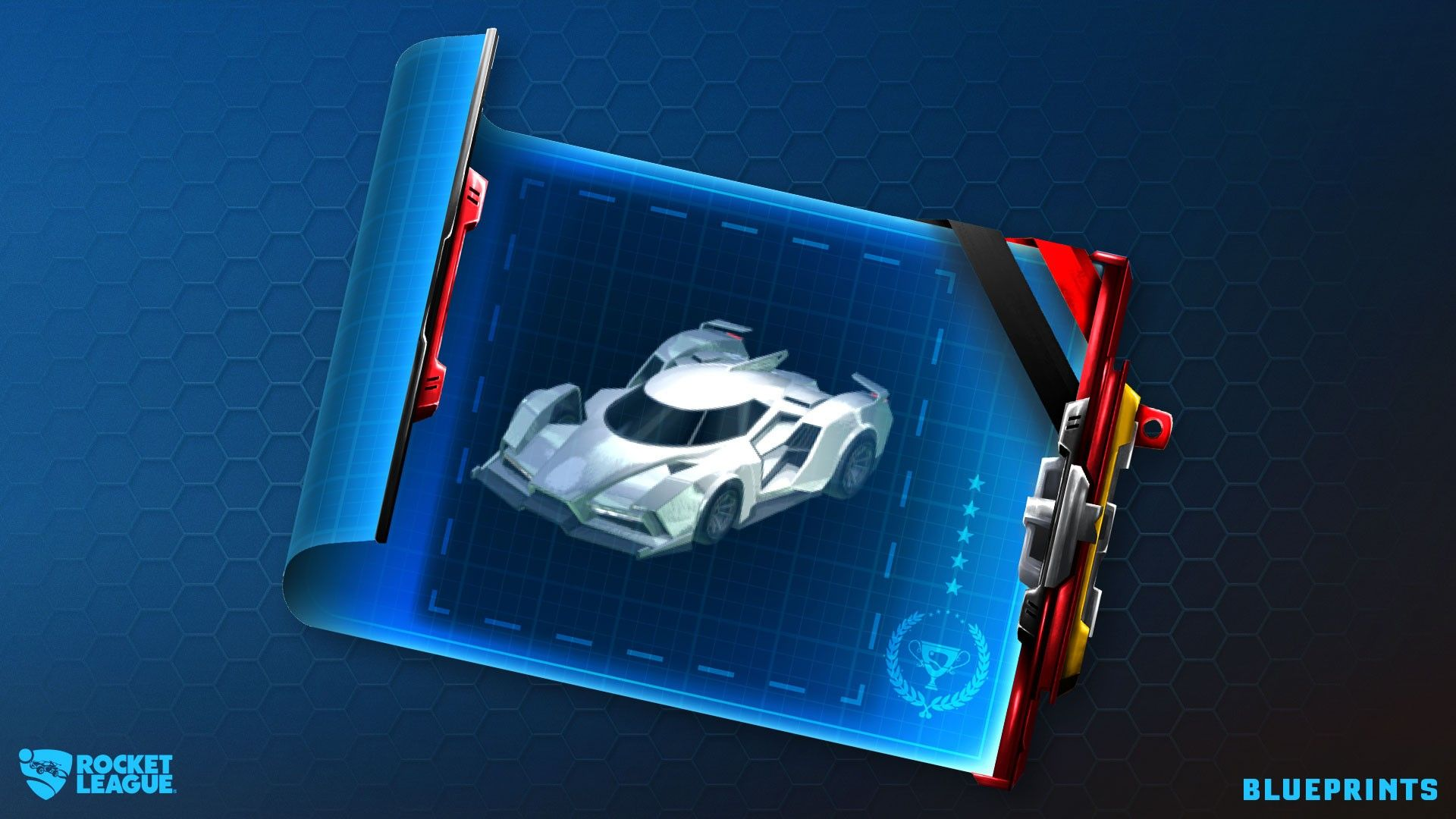 rocket league blueprints