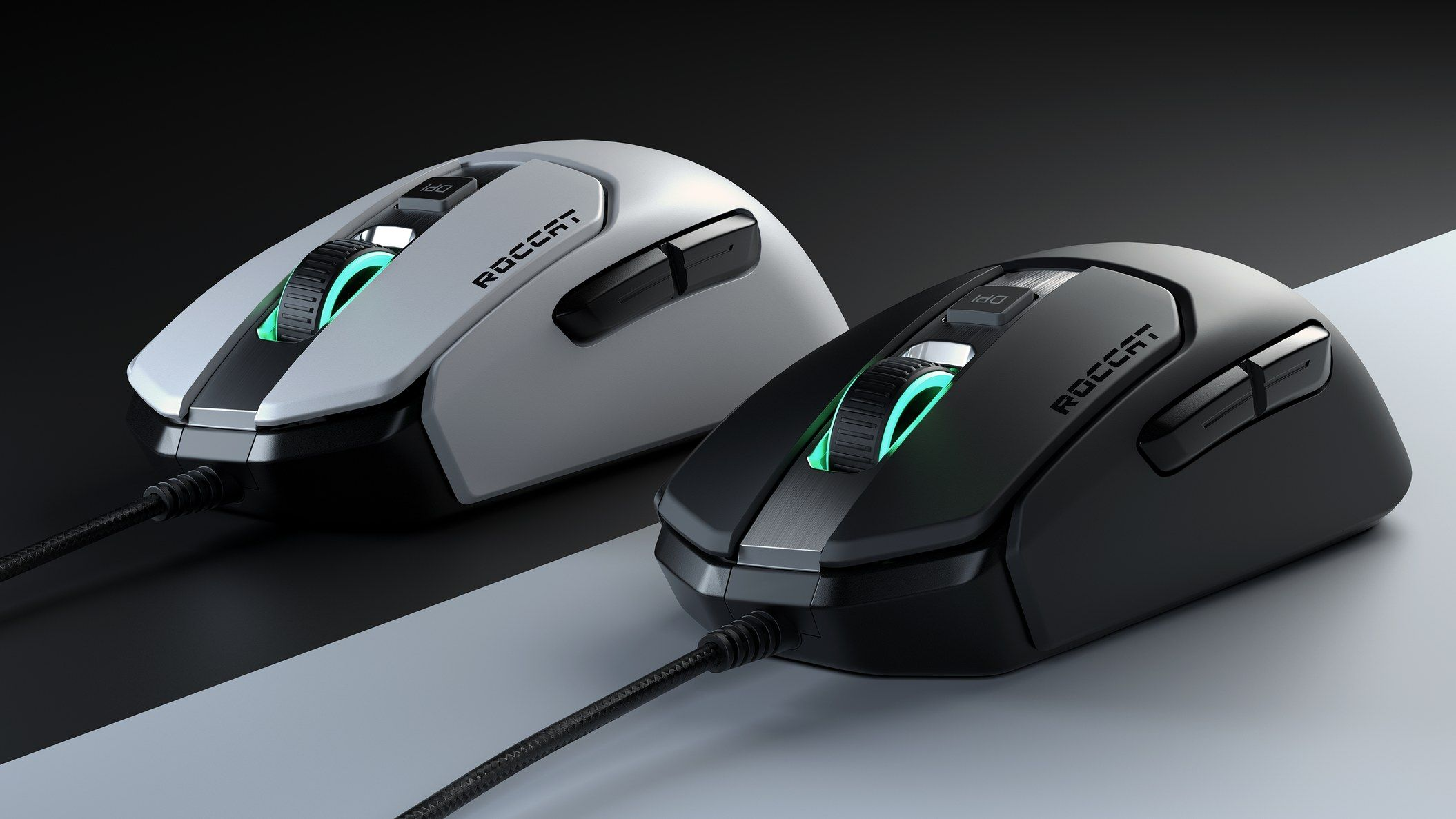The Roccat Kain 120 Aimo