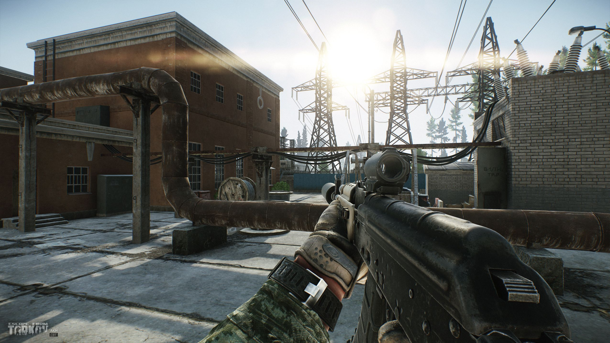 Escape from Tarkov overview